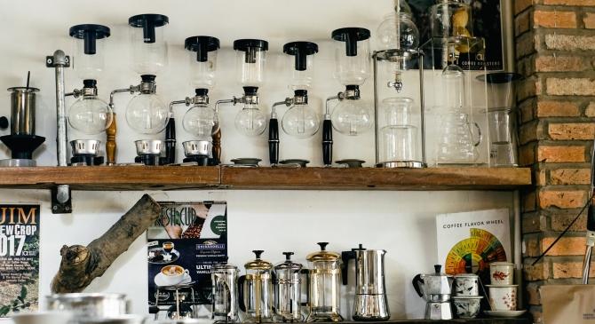 [a] coffee house